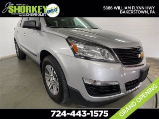 Used Chevrolet Traverse Bakerstown Pa